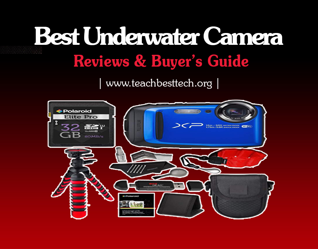 12+ Best Underwater Cameras Reviews, Waterproof Digital Cameras 2019