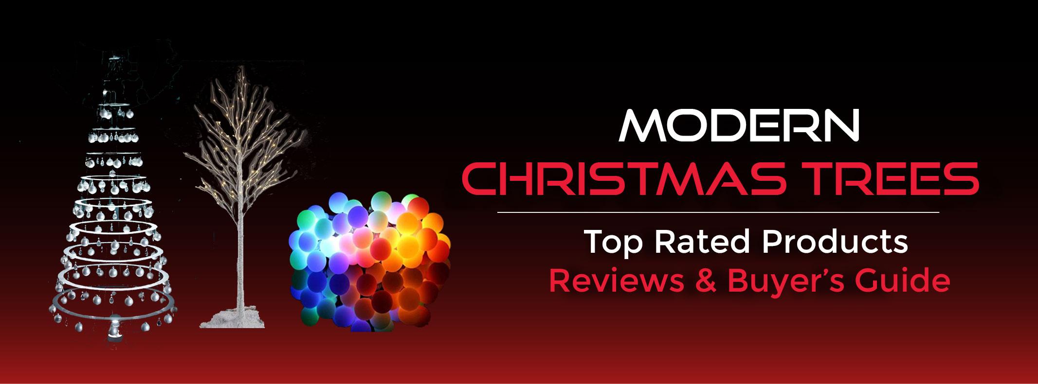 30 The Modern Christmas Tree Modern Christmas Decorations