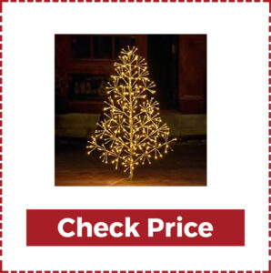 Lightshare 3ft Artificial Christmas Tree