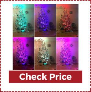 Vintage Aluminum Mid-Century Christmas Tree
