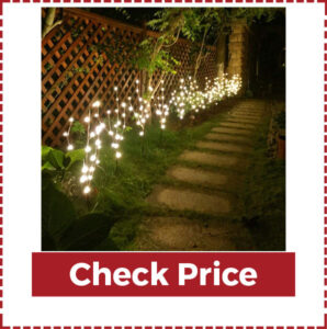 Twig Branches Pathway Light for Christmas Decorations