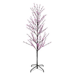 Cherry Blossom Flower Christmas Tree