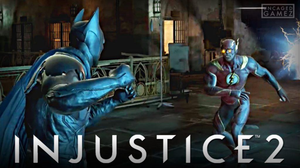 Injustice 2 on chromebook