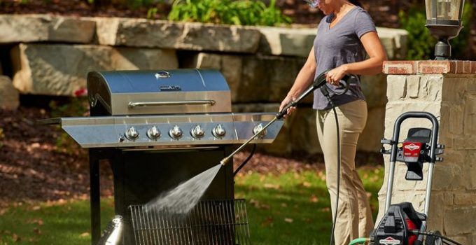 Uses of Pressure Washer