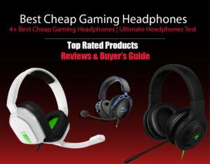 Best Cheap Gaming Headphones