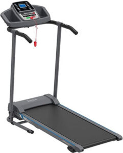 Serene Life Smart Electric Folding Treadmill