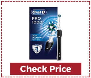 Oral-B 1000 Cross Action Electric Toothbrush