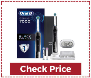 Oral-B Pro 7000 Smart Series Rechargeable Toothbrush